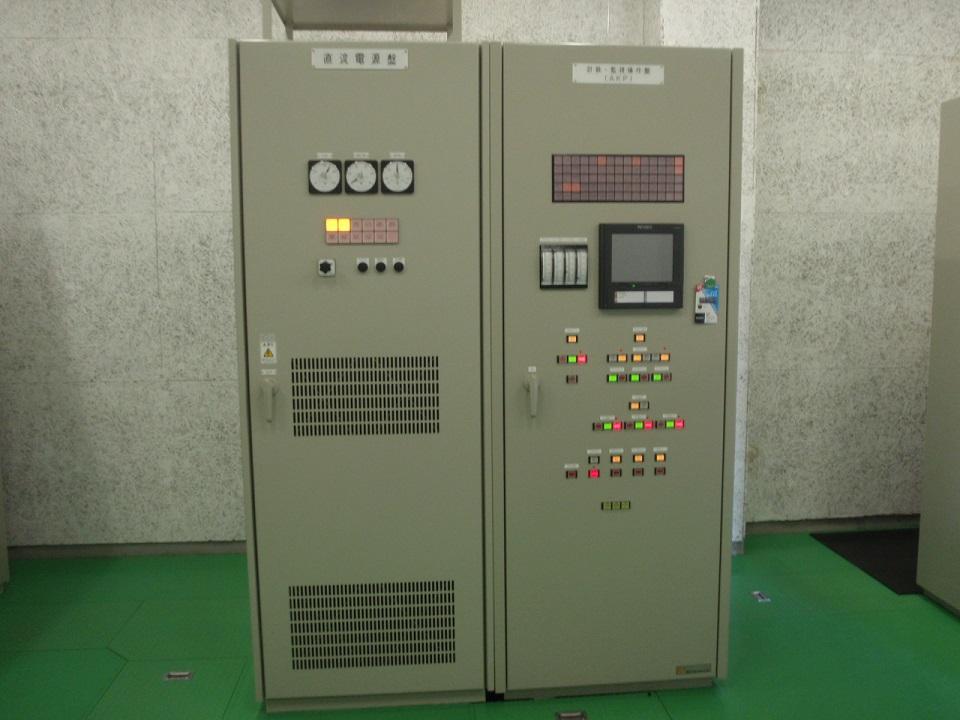 樽川汚水中継ポンプ場電気設備更新工事(愛知・一條 特定JV)