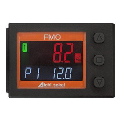 静電容量式電磁流量モニタ エフモ(FMO)