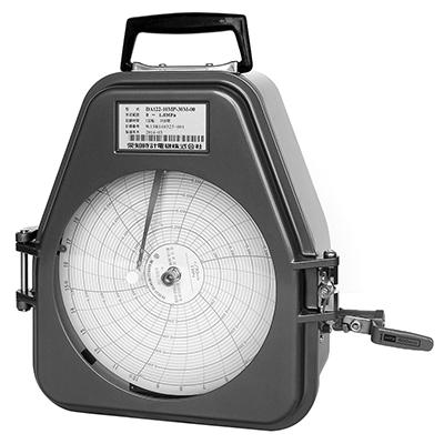 水道用自記圧力計 DA121/DA122