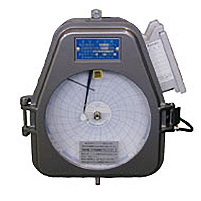 水道用自記圧力計