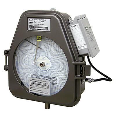 機械式気体用自記圧力計 DA