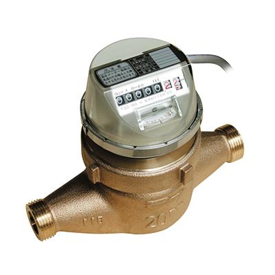 高性能温水メーター(電文出力式) DPH