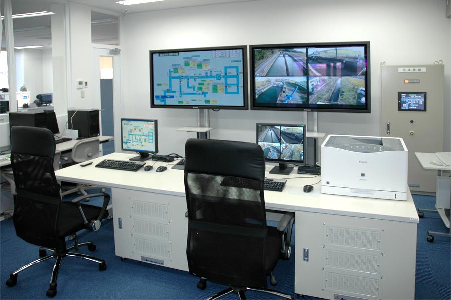 水管理システム整備工事