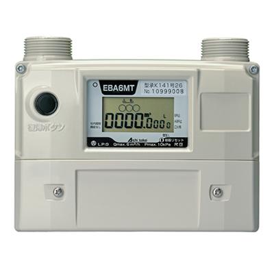 EB型保安ガスメーター