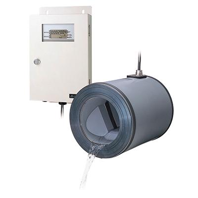 非満水電磁流量計 検出器:FG 変換器:ET90D