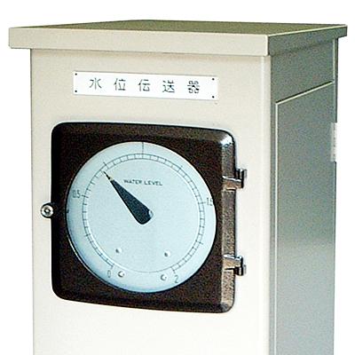 フロート式水位計