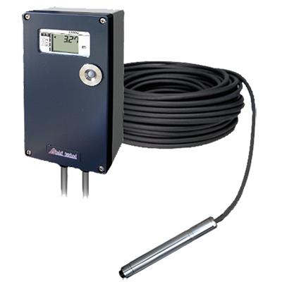 投込式水位計/中継器 LP009S/LR009
