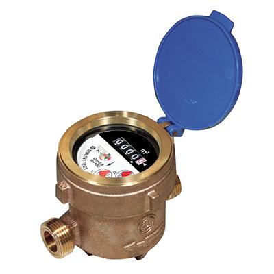 高性能乾式水道メーター 13~40ミリ PD
