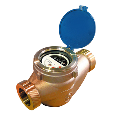 高性能乾式水道メーター 40~50ミリ