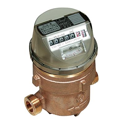 高性能温水メーター PH