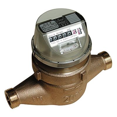 高性能温水メーター