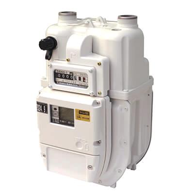 SB型保安ガスメーター SBA