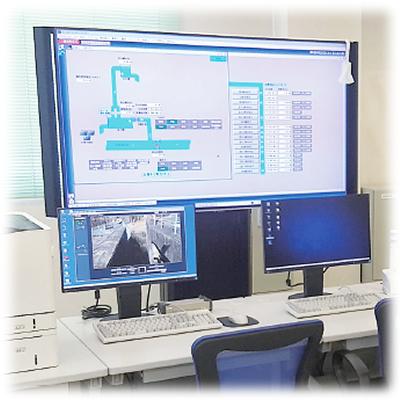 統合監視制御システム DLシリーズ