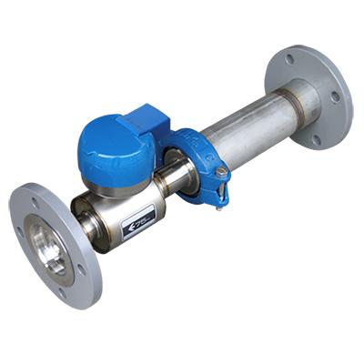電磁式水道メーター(片ヴィク片フランジ接続) SU-KV