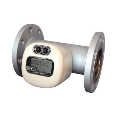 管理用タービンメーター(フランジ接続) ATZTA TBZ