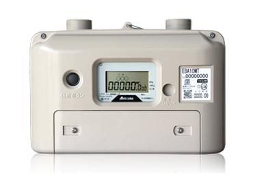 [新製品]EB型保安ガスメーター EBA10MT