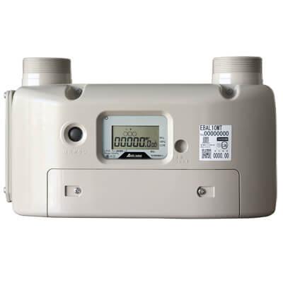 EB型保安ガスメーター 10号・16号