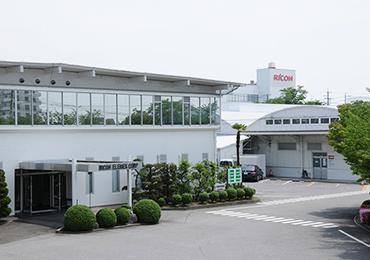 リコーエレメックス株式会社岡崎工場 見える化システム工事