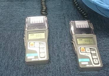 京葉ガス株式会社 デジタルマノメータ MP-401