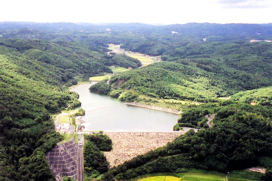 平成18年度 国営造成水利施設保全対策事業目谷地区水管理制御施設製作据付工事