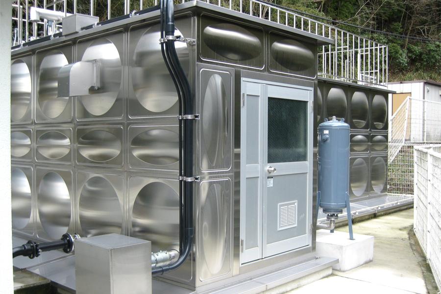尾原受水関連事業 鹿島・大芦簡易水道施設電気計装設備工事