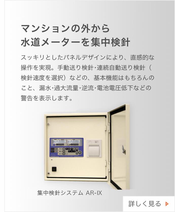 検針システム・検針盤
