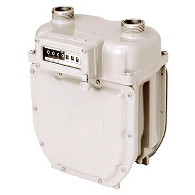 膜式ガスメーター N