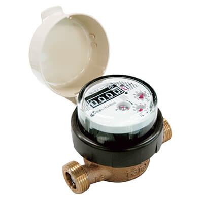 高機能乾式水道メーター 13ミリ SD