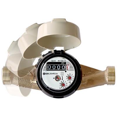 高機能乾式水道メーター 20~25ミリ