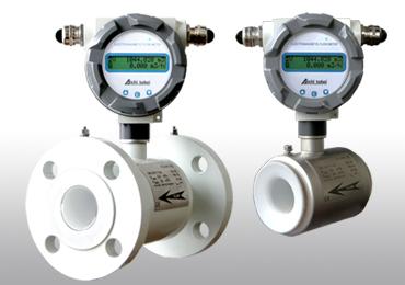 [新製品]電磁流量計 Water maX WX-C/WZ-C