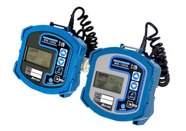 [新製品]デジタル圧力計 デジタルマノメータ WM-1000