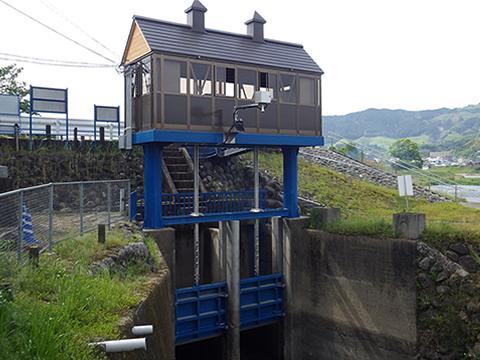 平成28年度 筑後川中流国営施設機能保全事業 水管理施設更新工事