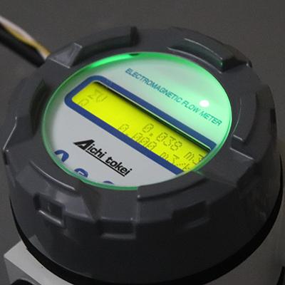 電磁流量計 Water maX(フランジ接続)