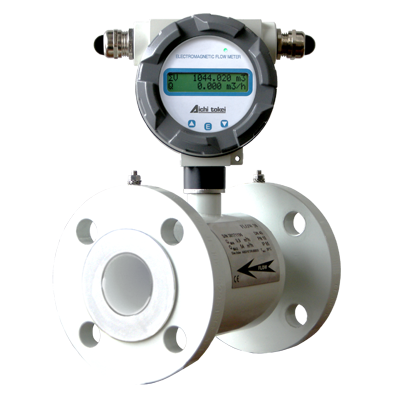 電磁流量計 Water maX(フランジ接続) WZ-C